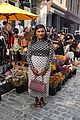 gemma chan mindy kaling emily rata more tory burch front row 16