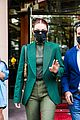 gigi hadid 50 shades of green day out in paris 03