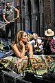 jennifer lopez glamorous photo shoot in gondola 23
