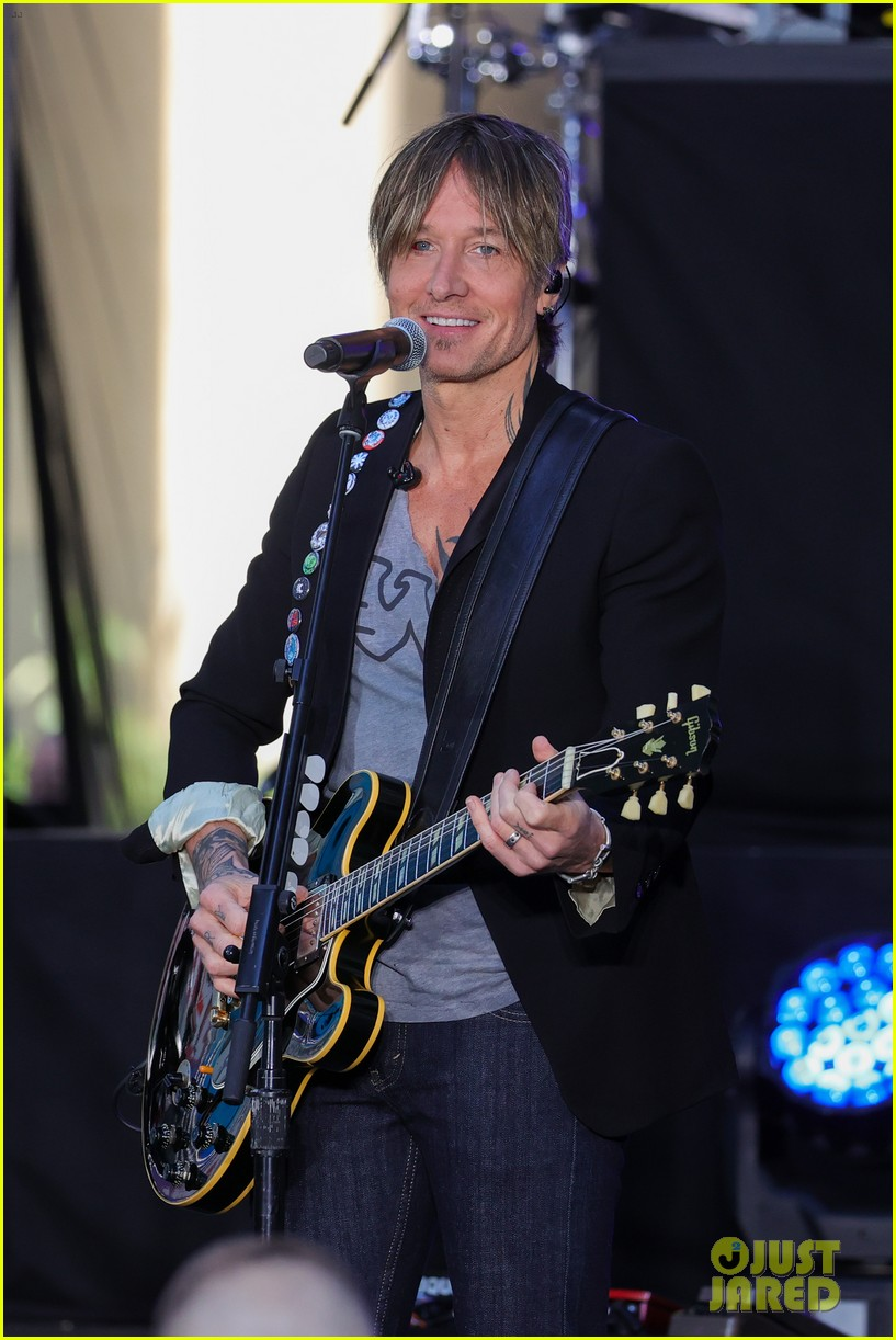 keith urban reality show rejection clip today show 044615108