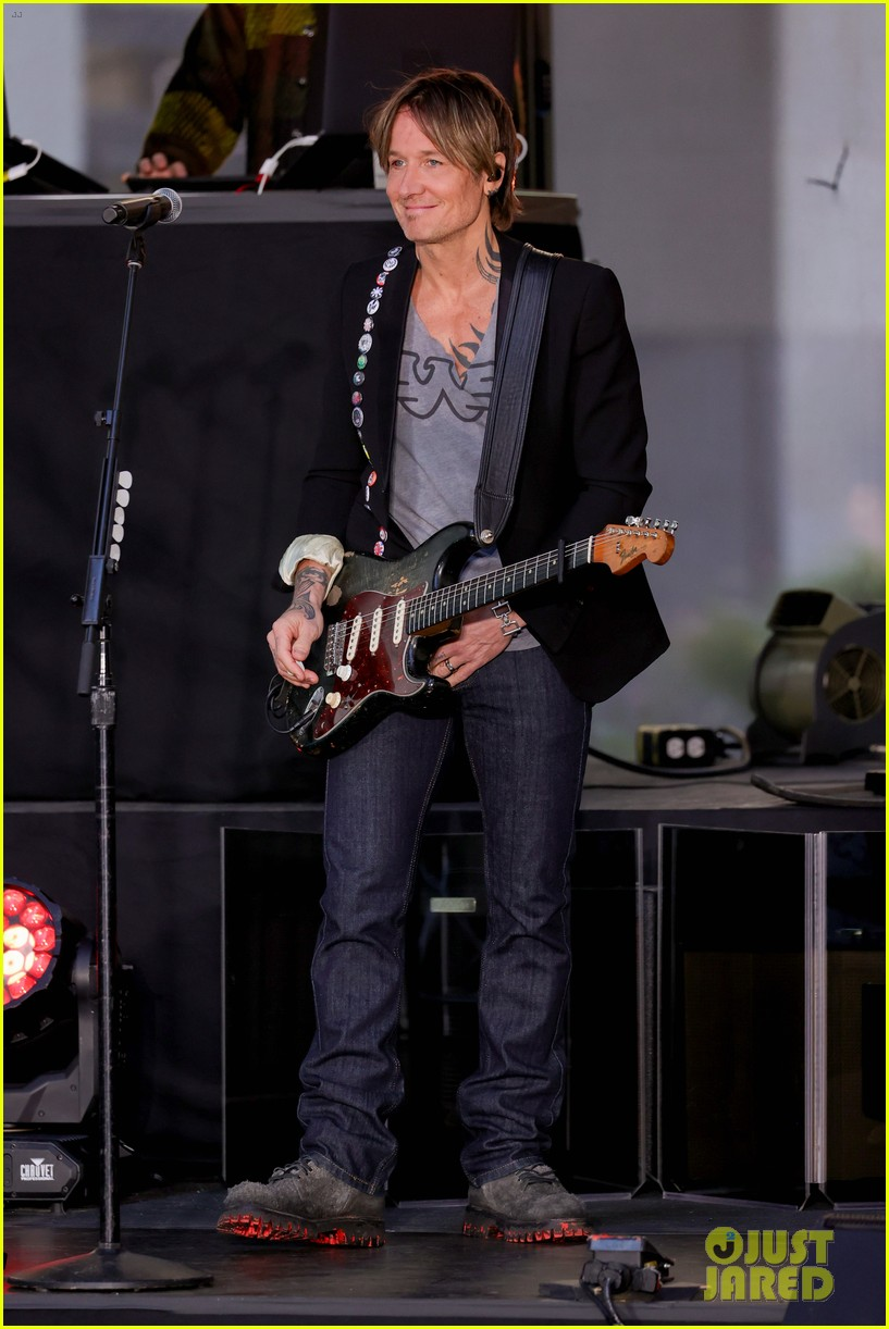 keith urban reality show rejection clip today show 084615112