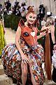 kim petras wears a horse head met gala 2021 05