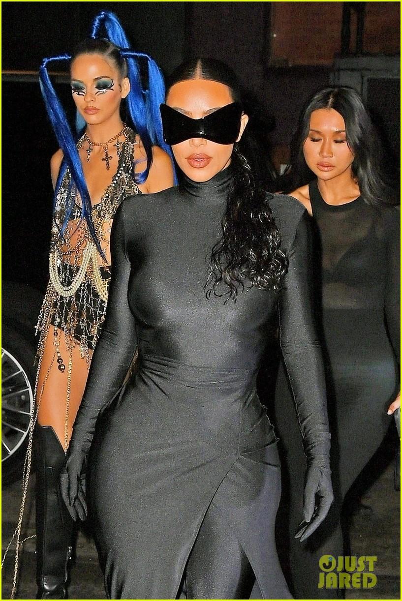 kim kardashian met gala after party 024624135