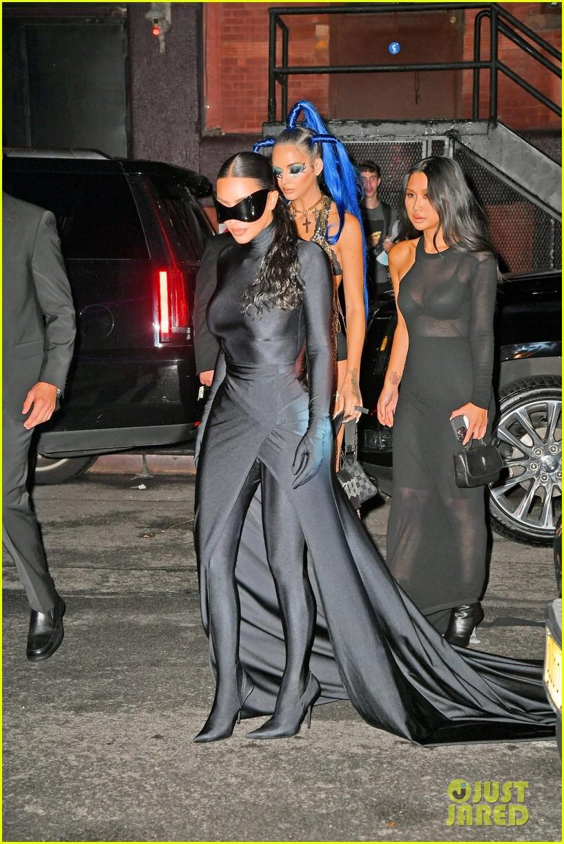 kim kardashian met gala after party 054624138