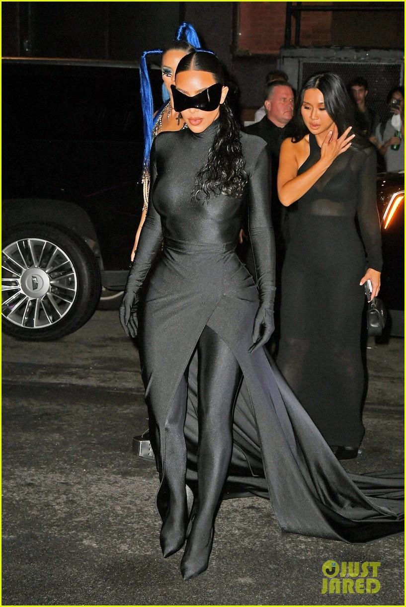 kim kardashian met gala after party 074624140