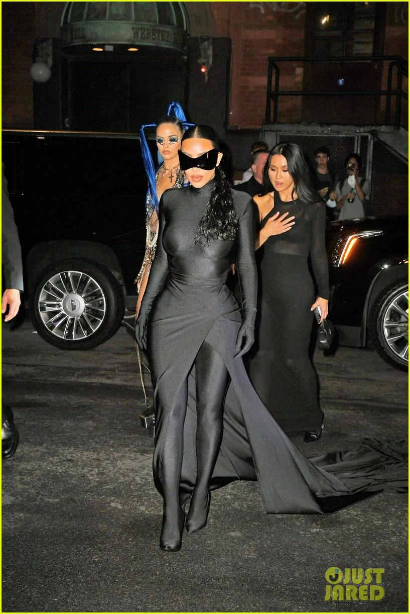 kim kardashian met gala after party 084624141
