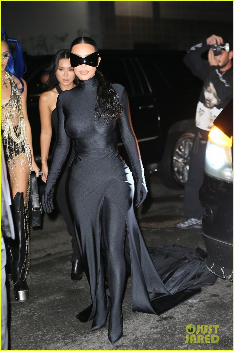 kim kardashian met gala after party 224624155