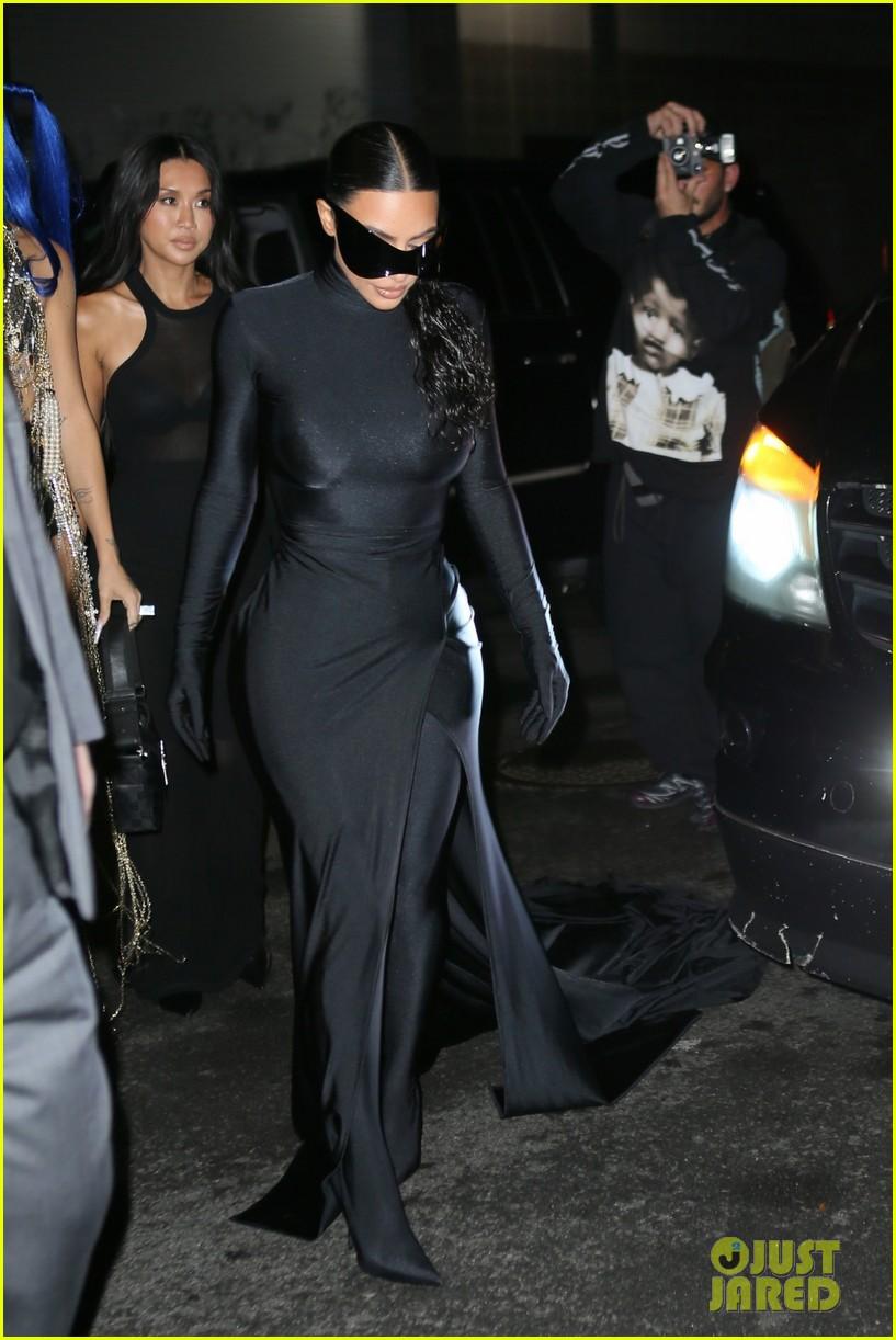 kim kardashian met gala after party 254624158
