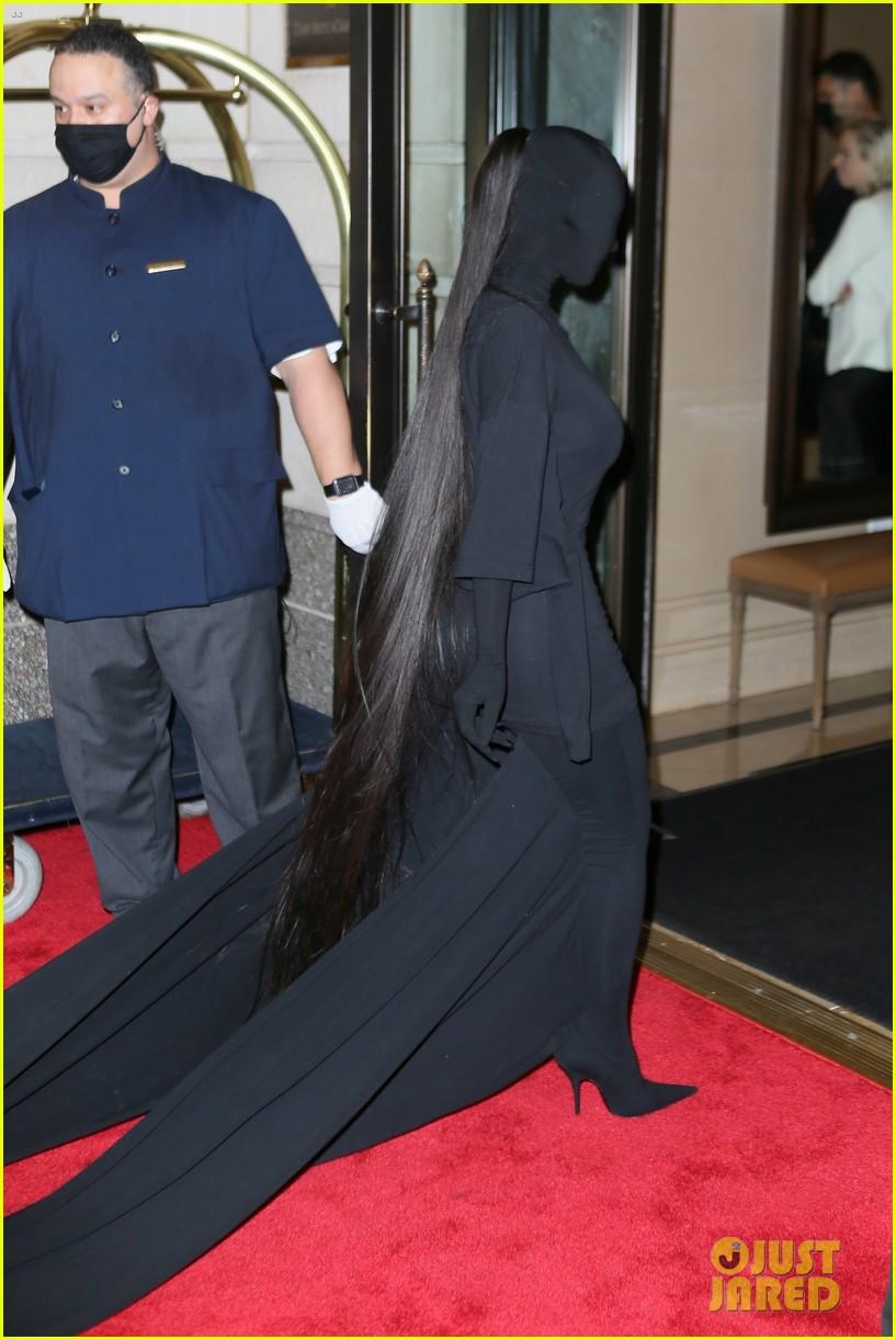 kim kardashian met gala after party 304624163