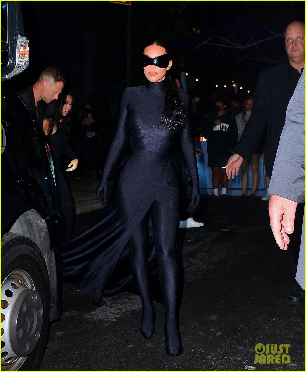 kim kardashian met gala after party 414624174