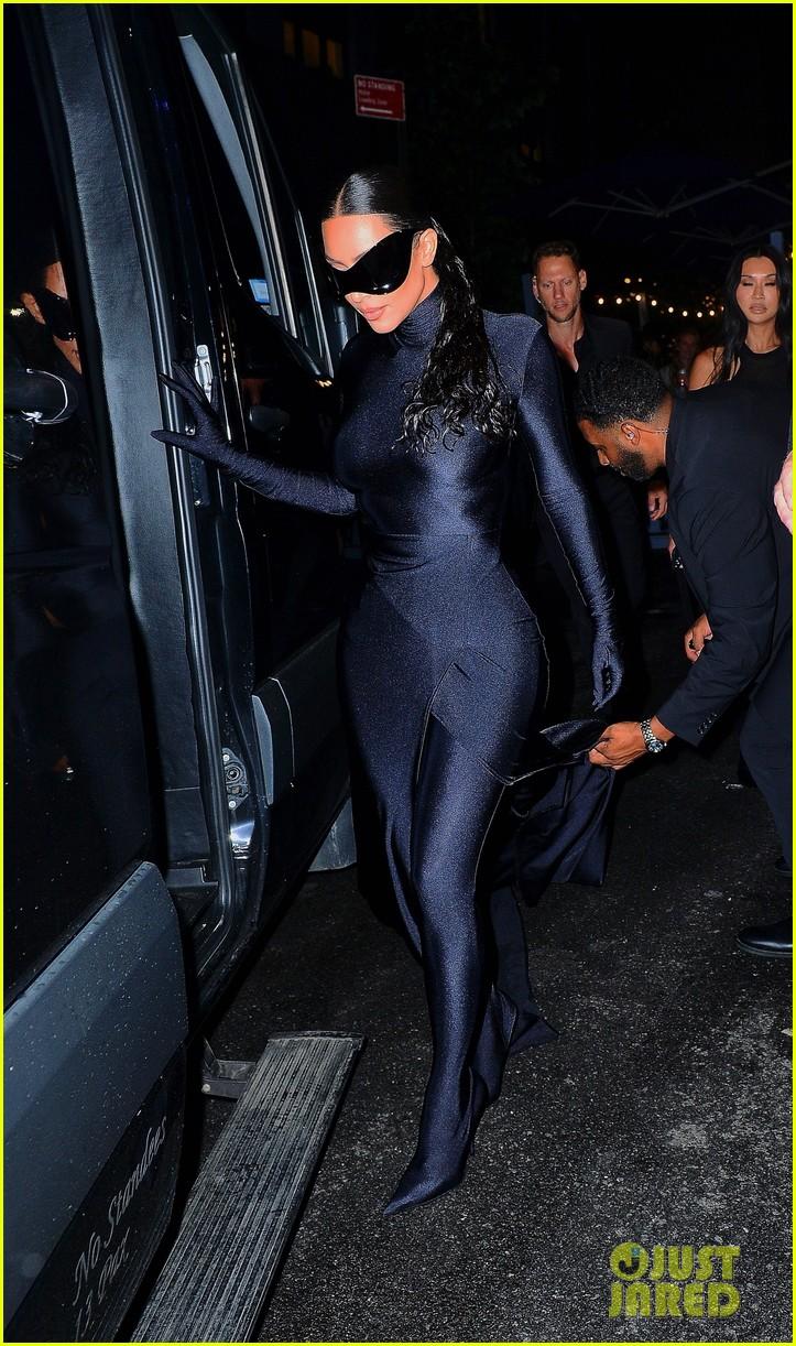 kim kardashian met gala after party 424624175