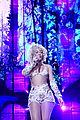 naomi campbell milla jovovich walk balmain fashion show 16