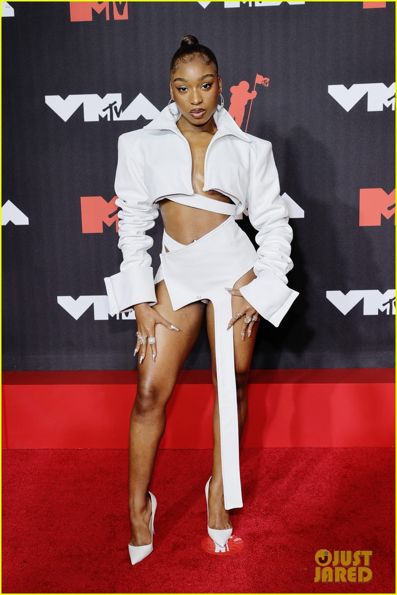 normani steps out for 2021 mtv vmas 064621278