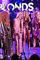paris hilton walks runway blonds fashion show 10