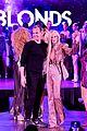 paris hilton walks runway blonds fashion show 13