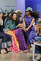 rosario dawson studio 189 fashion show nyfw 45