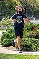 shia labeouf goes for a jog pasadena 01