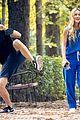 sebastian stan packs on pda with girlfriend alejandra onieva 01