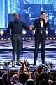 tituss burgess andrew rannells perform it takes two tonys 05