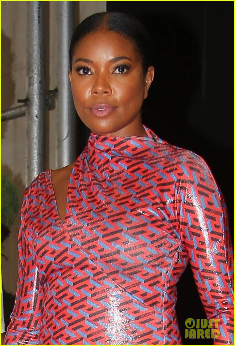 gabrielle union pink dress bring on quotes 044624768