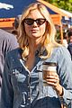 kate upton justin verlander pick up coffee outing in aspen 02