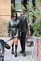 kourtney kardashian travis barker out in new york city 02