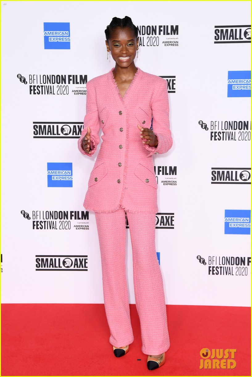 letitia wright calls out false stories about her antivaxx 034643492