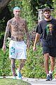 adam levine shirtless after a workout 34