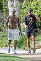 adam levine shirtless after a workout 36