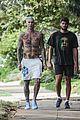 adam levine shirtless after a workout 63