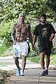 adam levine shirtless after a workout 65