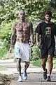 adam levine shirtless after a workout 69