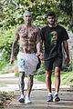 adam levine shirtless after a workout 73