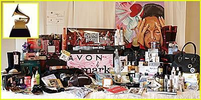 Grammys Gift Bag 2007