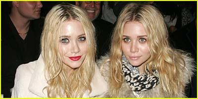 Ashley Olsen's Furry Little Friend
