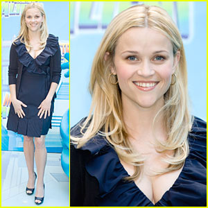 Reese Witherspoon is All Ruffled Up