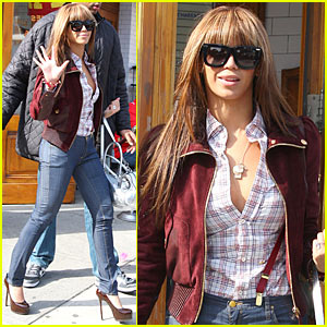 Beyonce is Pastis Pretty