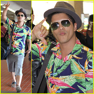 Bruno Mars Fat