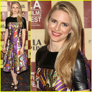 Brit Marling: 'Another Earth' Screening!