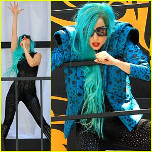Lady Gaga: MuchMusic Awards Rehearsal!