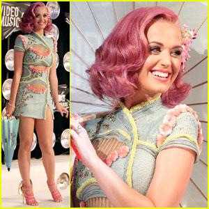 Katy Perry - MTV VMAs 2011 Red Carpet