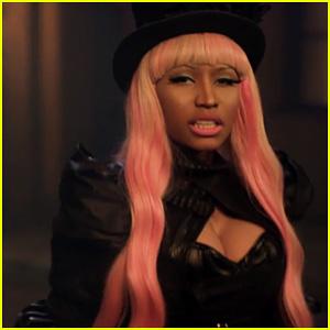 Nicki Minaj & David Guetta: 'Turn Me On' Video Premiere!