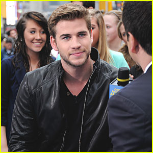 Liam Hemsworth: Good Morning, America!