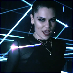 Jessie J & David Guetta: 'Laserlight' Video Premiere!