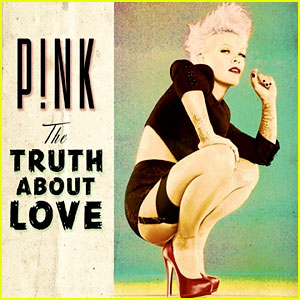 Pink: 'Truth About Love' Album Artwork & Song Snippet!