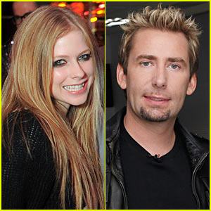 Avril Lavigne: Engaged to Chad Kroeger!
