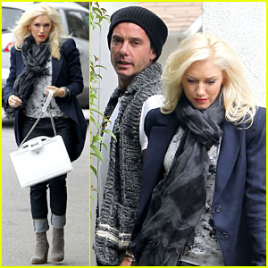 Gwen Stefani & Gavin Rossdale: Couple's Therapy Session?