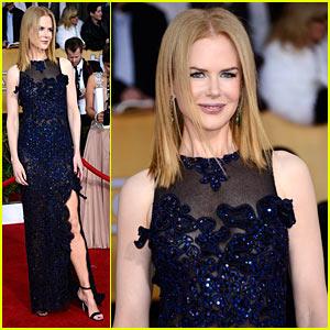 Nicole Kidman - SAG Awards 2013 Red Carpet