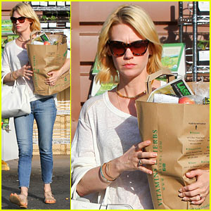 January Jones: I Don't Know Any 'Mad Men' Spoilers!