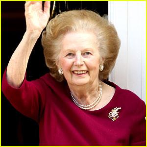 Former British Prime Minister Margaret Thatcher: Dead at 87